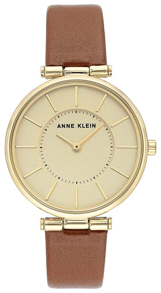 Anne Klein AK-3696CHHY - zegarek damski