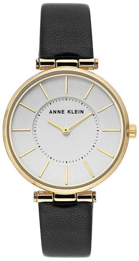 Anne Klein AK-3696SVBK - zegarek damski