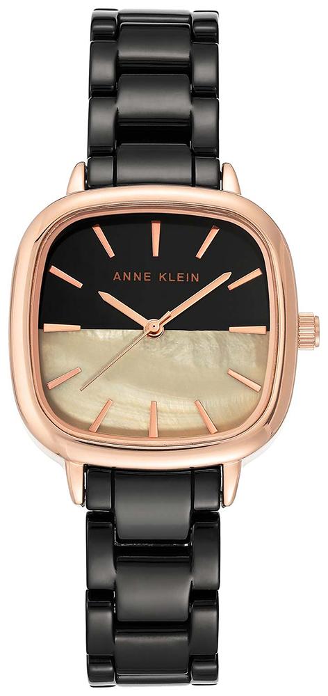 Anne Klein AK-3704RGBK - zegarek damski
