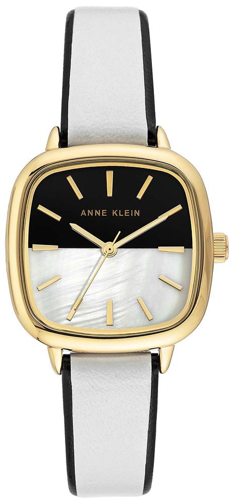 Anne Klein AK-3708WTBK - zegarek damski