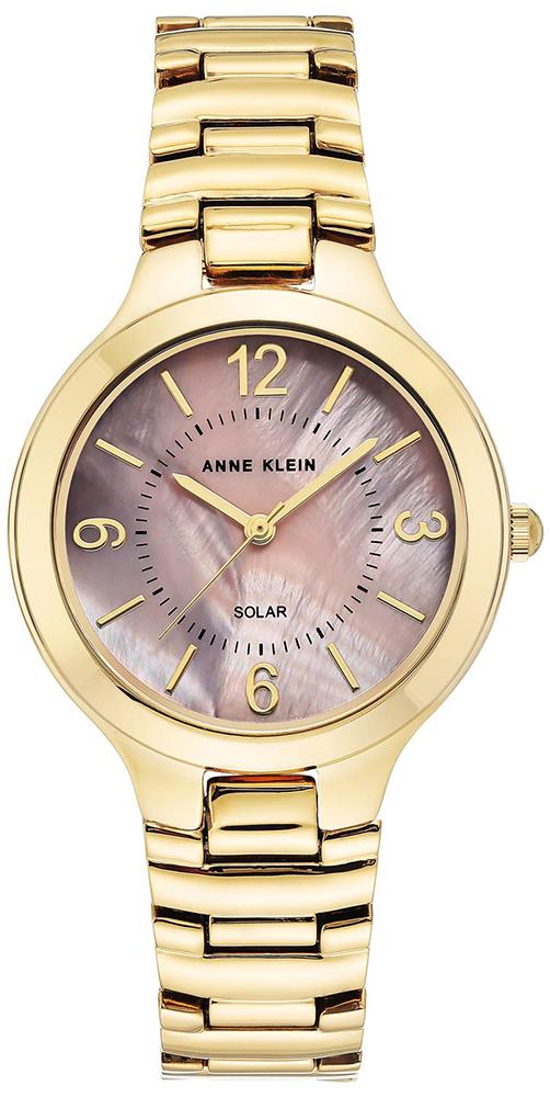 Anne Klein AK-3710PKGB - zegarek damski