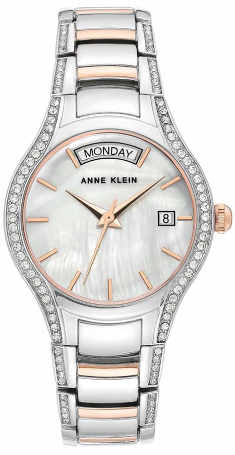 Anne Klein AK-3715MPRT - zegarek damski
