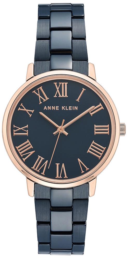 Anne Klein AK-3718NVRG - zegarek damski