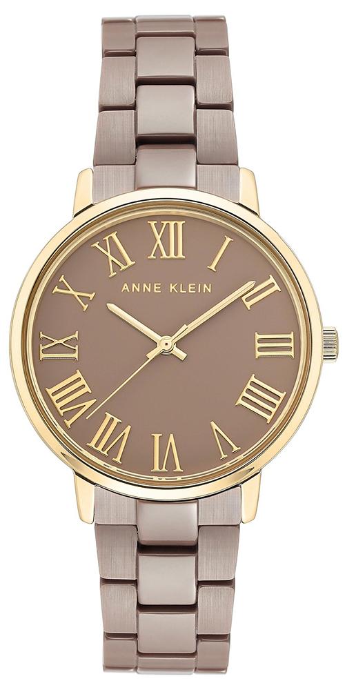 Anne Klein AK-3718TNGB - zegarek damski