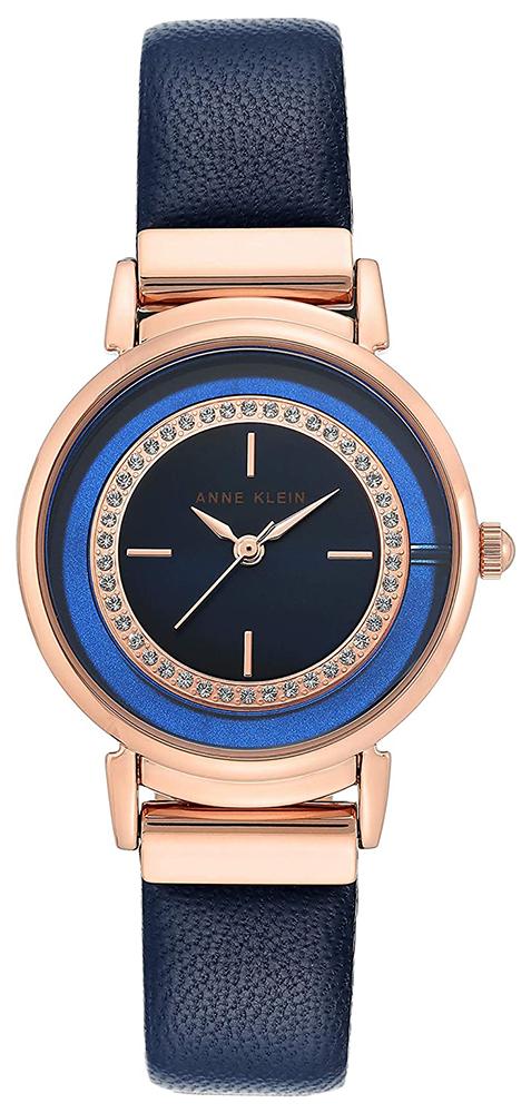 Anne Klein AK-3720RGNV - zegarek damski
