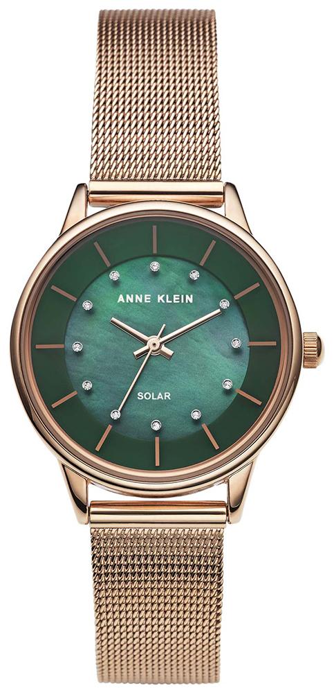 Anne Klein AK-3722GMRG - zegarek damski