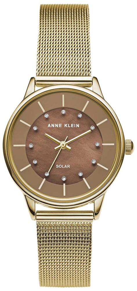 Anne Klein AK-3722TMGB - zegarek damski