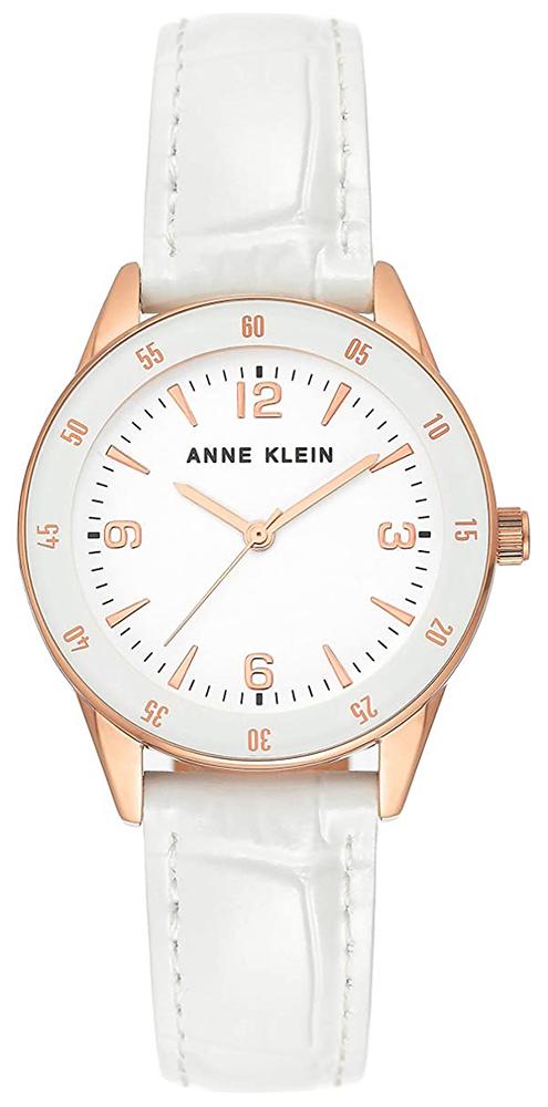 Anne Klein AK-3734RGWT - zegarek damski