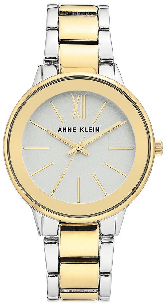 Anne Klein AK-3751SVTT - zegarek damski