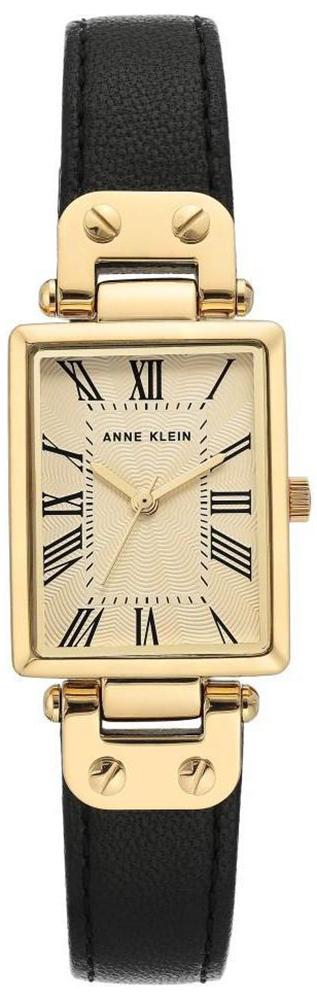 Anne Klein AK-3752CRBK - zegarek damski