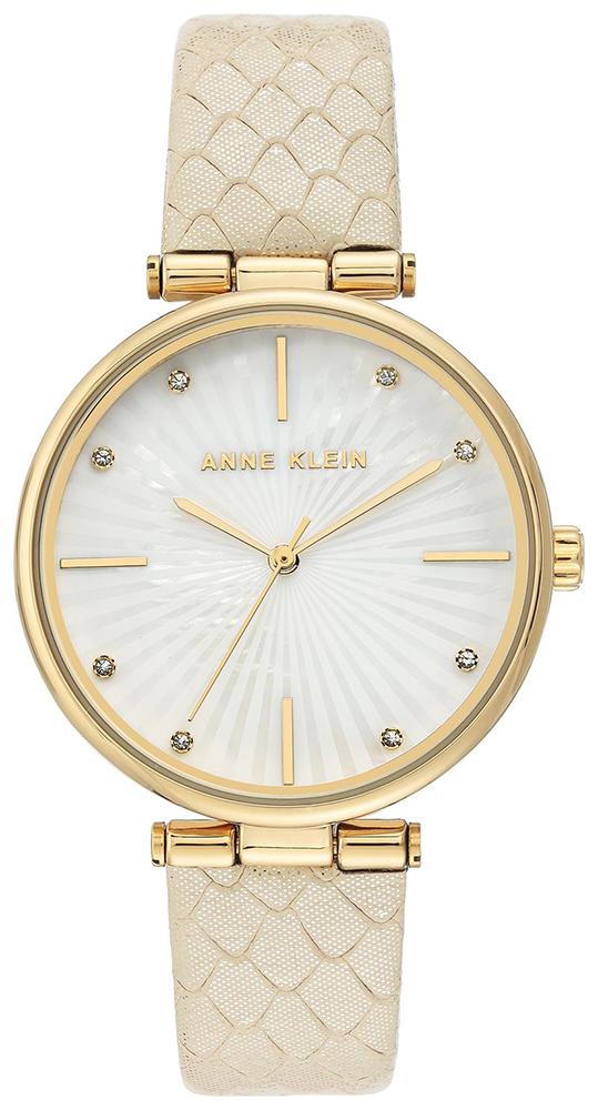 Anne Klein AK-3754MPCR - zegarek damski