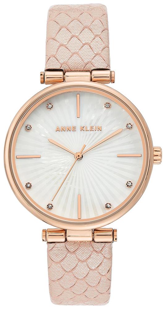Anne Klein AK-3754RGPK - zegarek damski