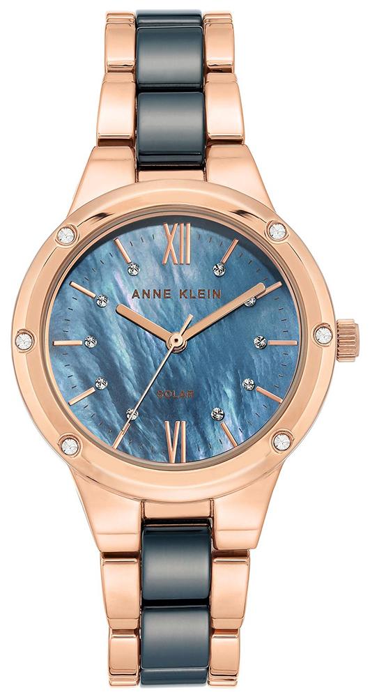 Anne Klein AK-3758NVRG - zegarek damski