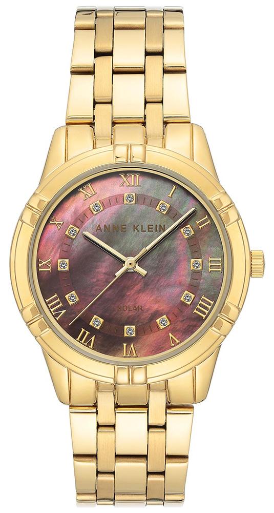 Anne Klein AK-3768BNGB - zegarek damski