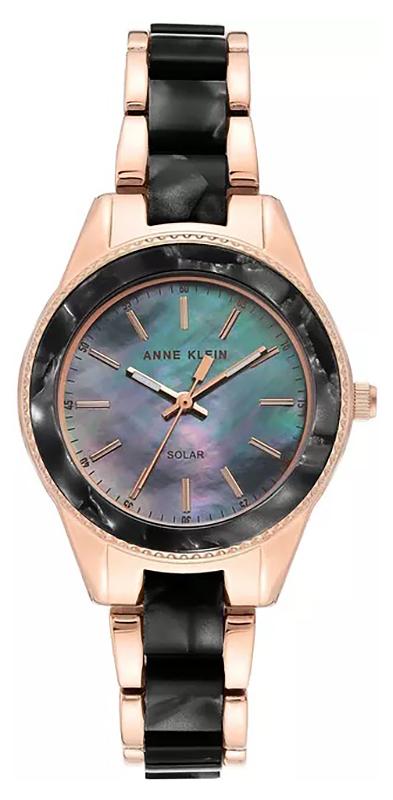 Anne Klein AK-3770BKRG - zegarek damski