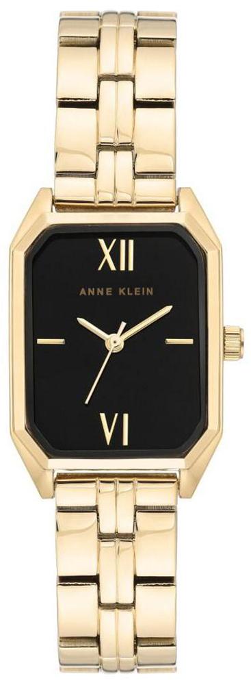 Anne Klein AK-3774BKGB - zegarek damski