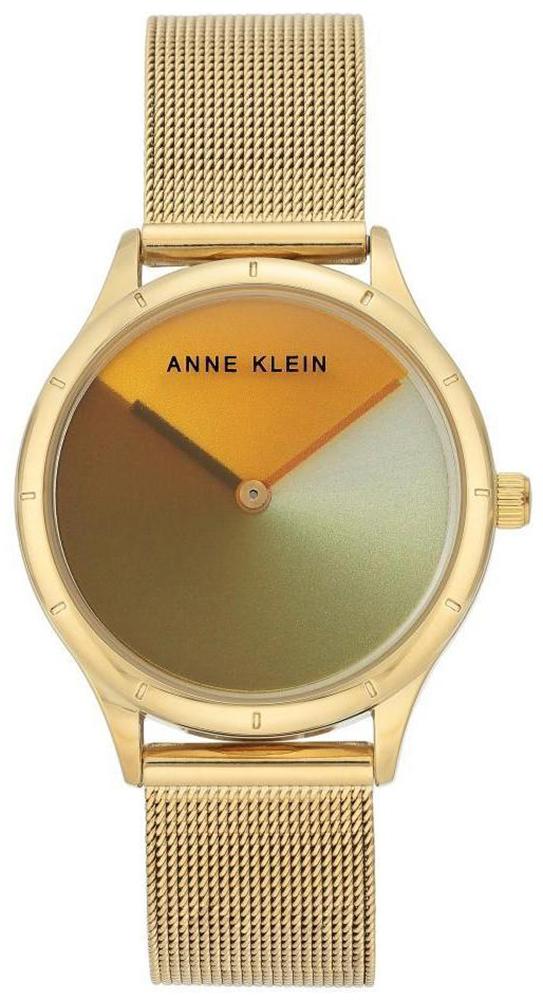 Anne Klein AK-3776MTGB - zegarek damski