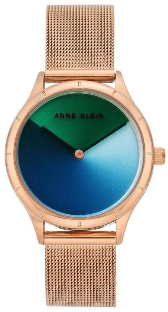 Anne Klein AK-3776MTRG - zegarek damski