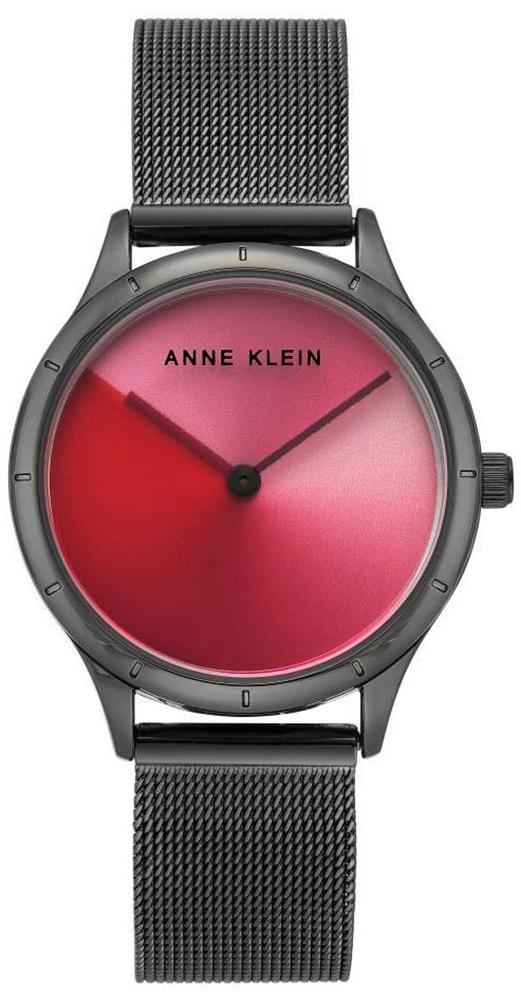 Anne Klein AK-3777MTGY - zegarek damski