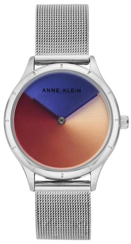 Anne Klein AK-3777MTSV - zegarek damski