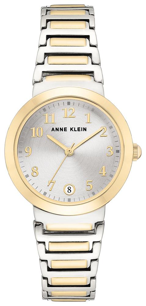 Anne Klein AK-3787SVTT - zegarek damski