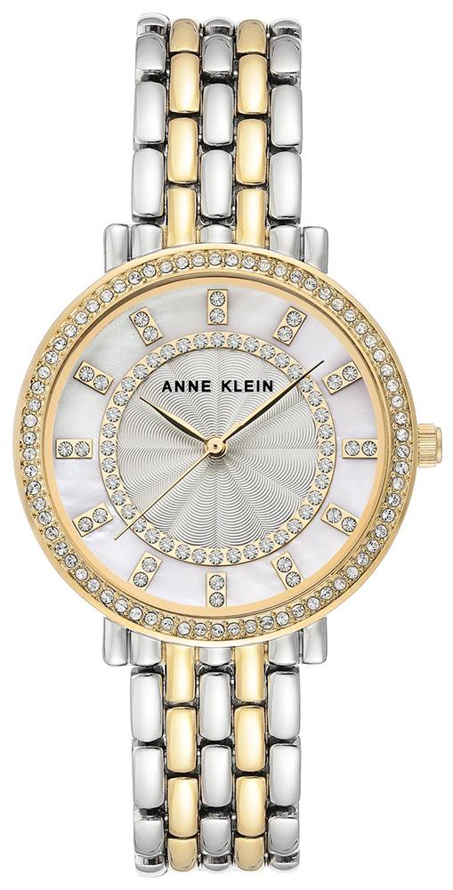 Anne Klein AK-3799MPTT - zegarek damski