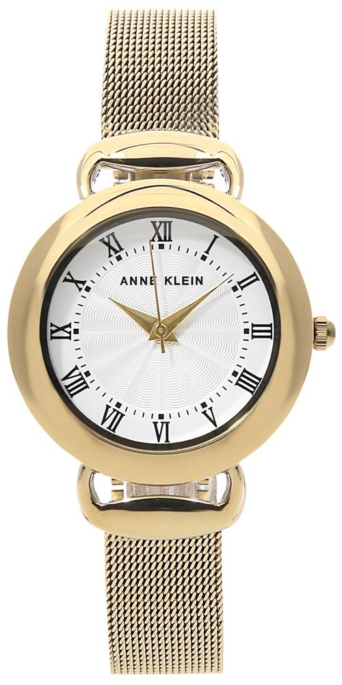 Anne Klein AK-3806SVGB - zegarek damski