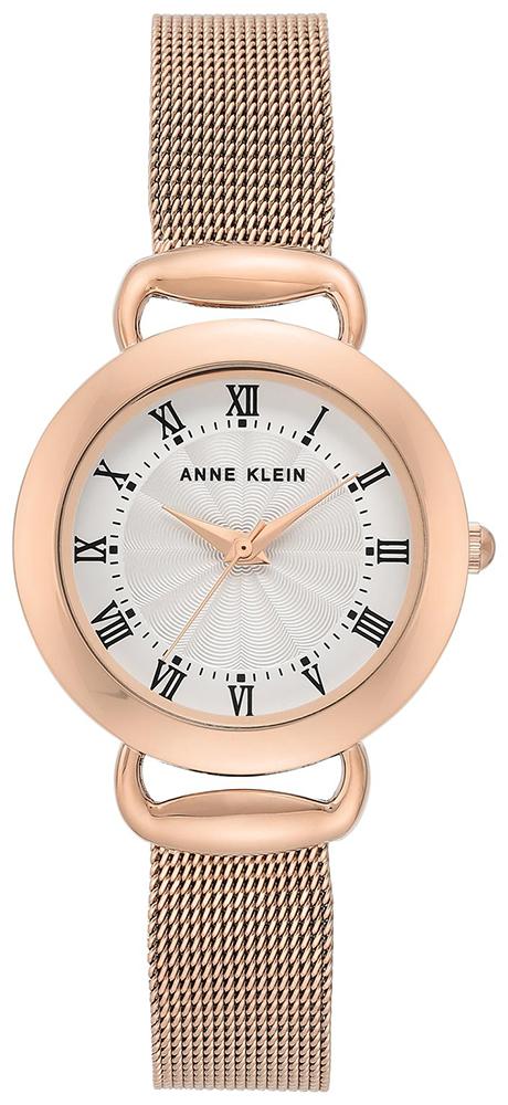Anne Klein AK-3806SVRG - zegarek damski