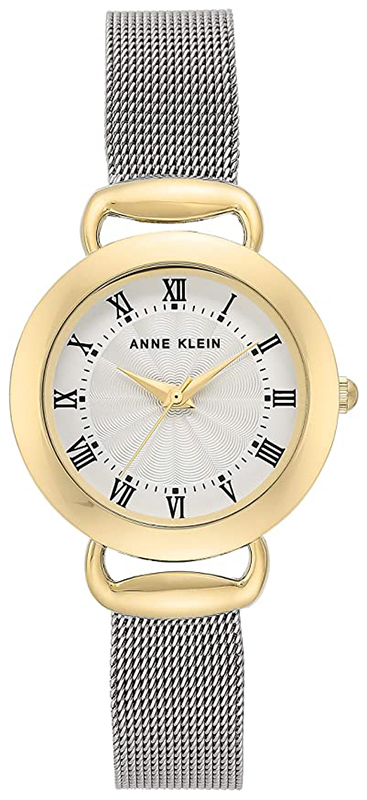 Anne Klein AK-3807SVTT - zegarek damski
