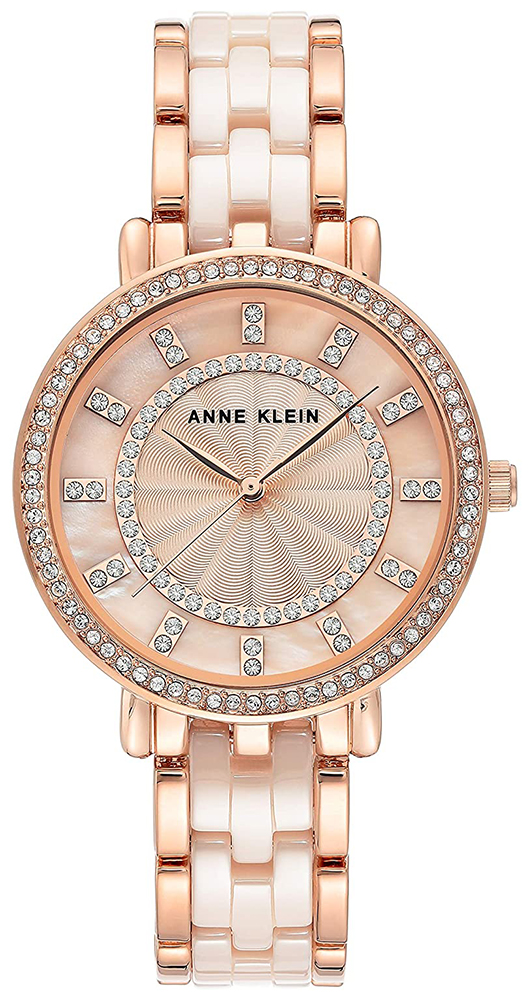 Anne Klein AK-3810LPRG - zegarek damski
