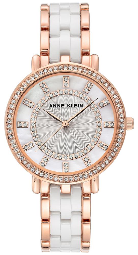 Anne Klein AK-3810WTRG - zegarek damski