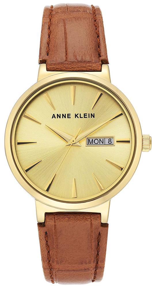 Anne Klein AK-3824CHHY - zegarek damski
