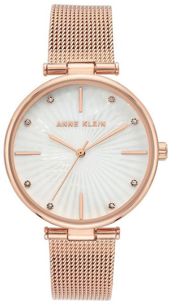 Anne Klein AK-3834MPRG - zegarek damski