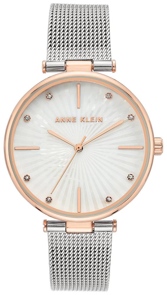 Anne Klein AK-3835MPRT - zegarek damski