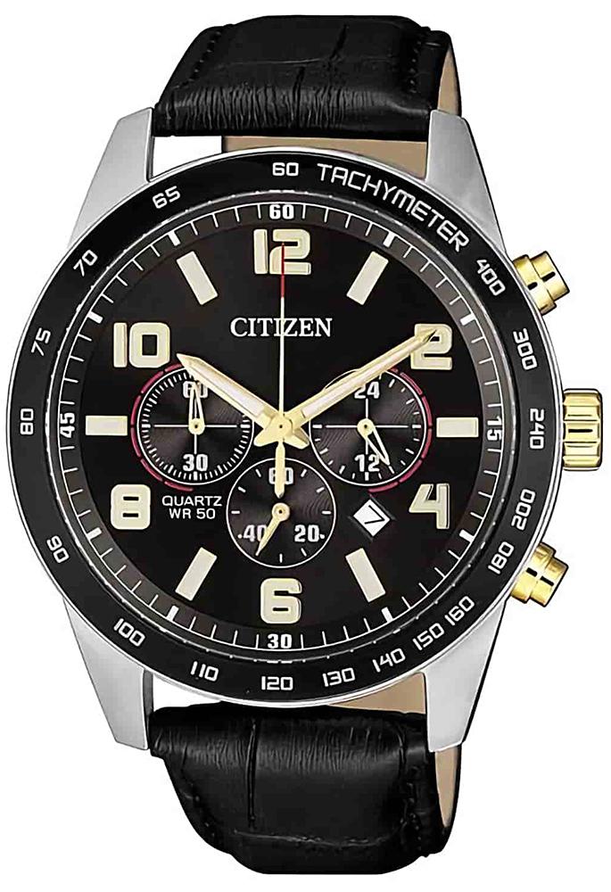 Citizen AN8166-05E - zegarek męski
