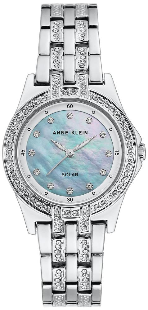 Anne Klein AK-3655MPSV - zegarek damski