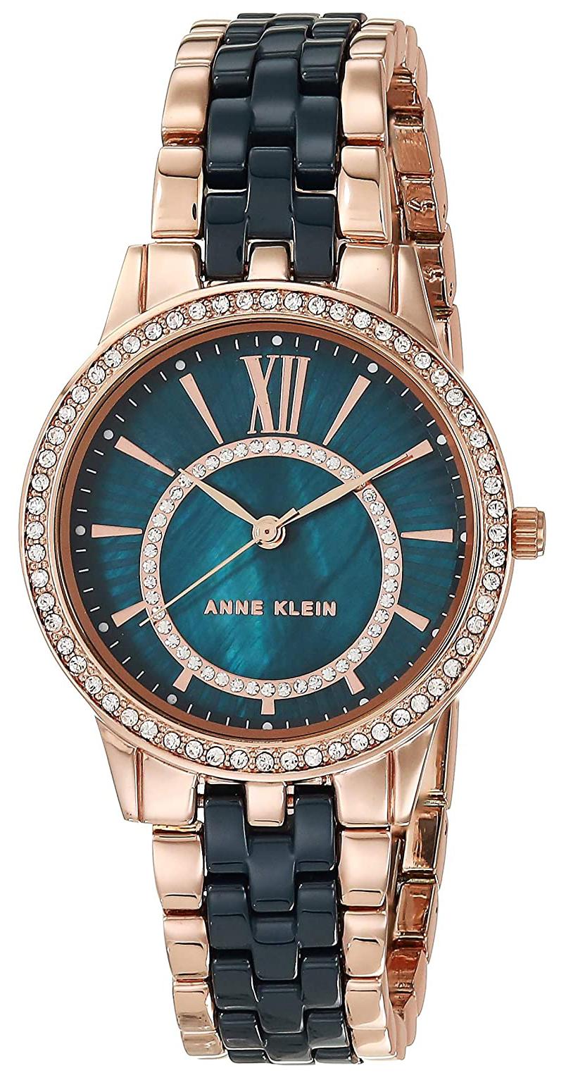 Anne Klein AK-3672NVRG - zegarek damski