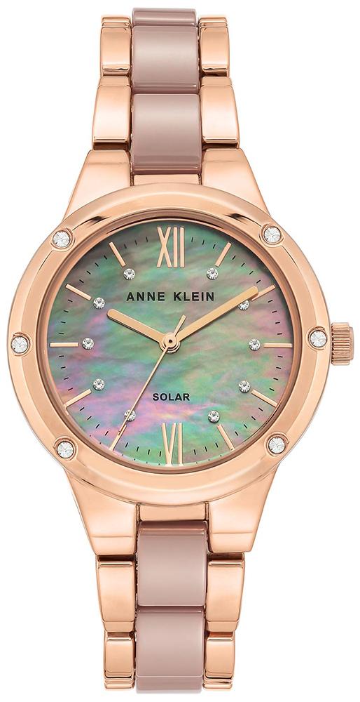 Anne Klein AK-3758TPRG - zegarek damski