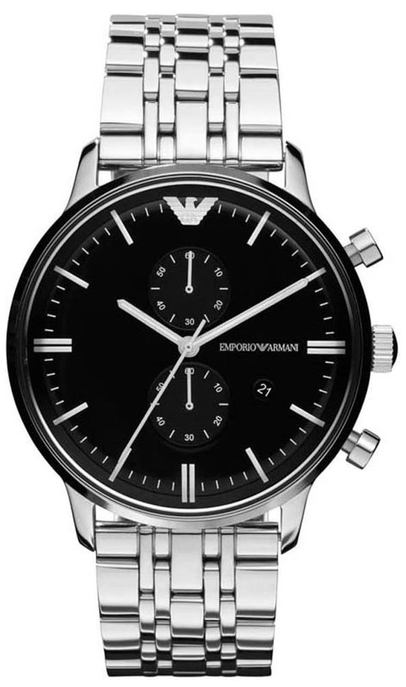 Emporio Armani AR0389 - zegarek męski