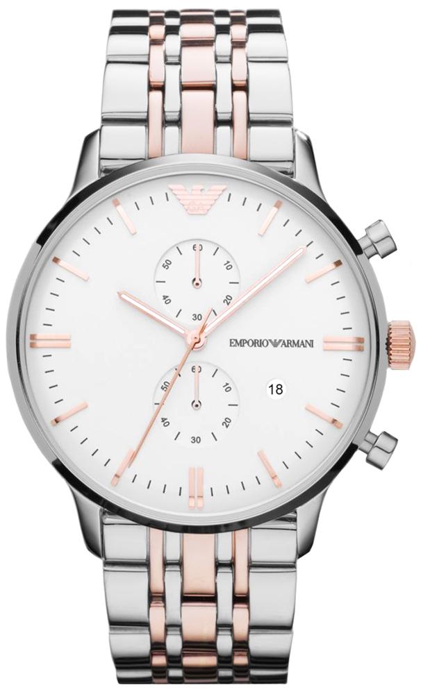 Emporio Armani AR0399 - zegarek męski