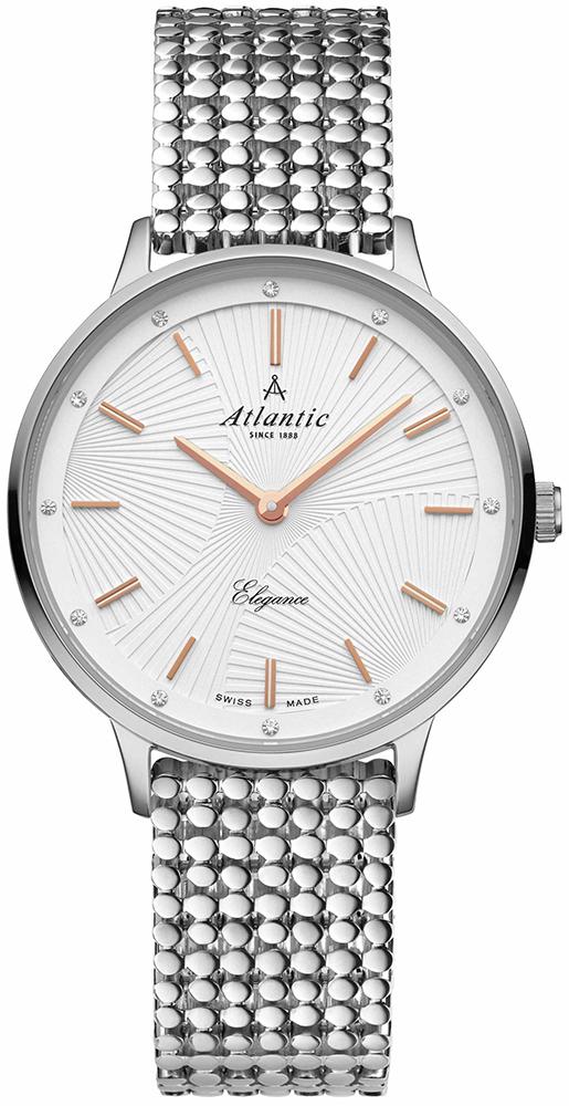 Atlantic 29042.41.21R - zegarek damski