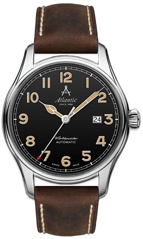 Atlantic 52752.41.63S - zegarek męski