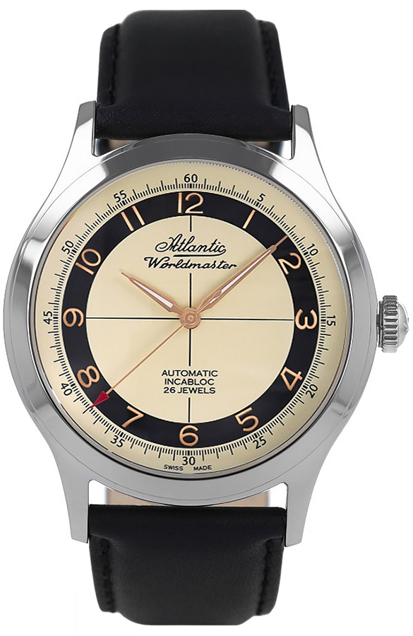 Atlantic 53754.41.93RBK - zegarek męski