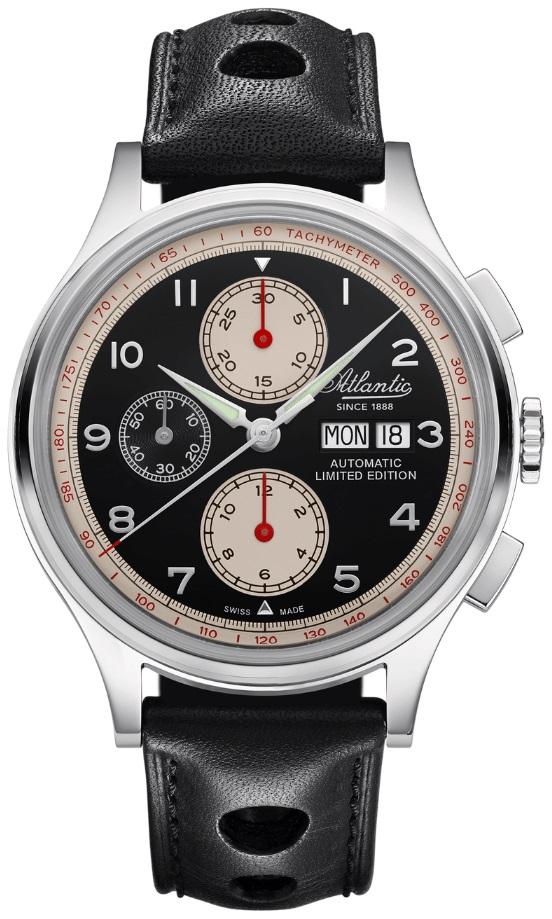 Atlantic 55852.41.63 - zegarek męski