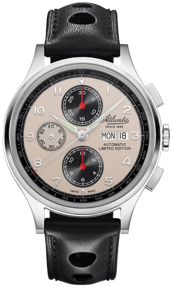 Atlantic 55852.41.93 - zegarek męski