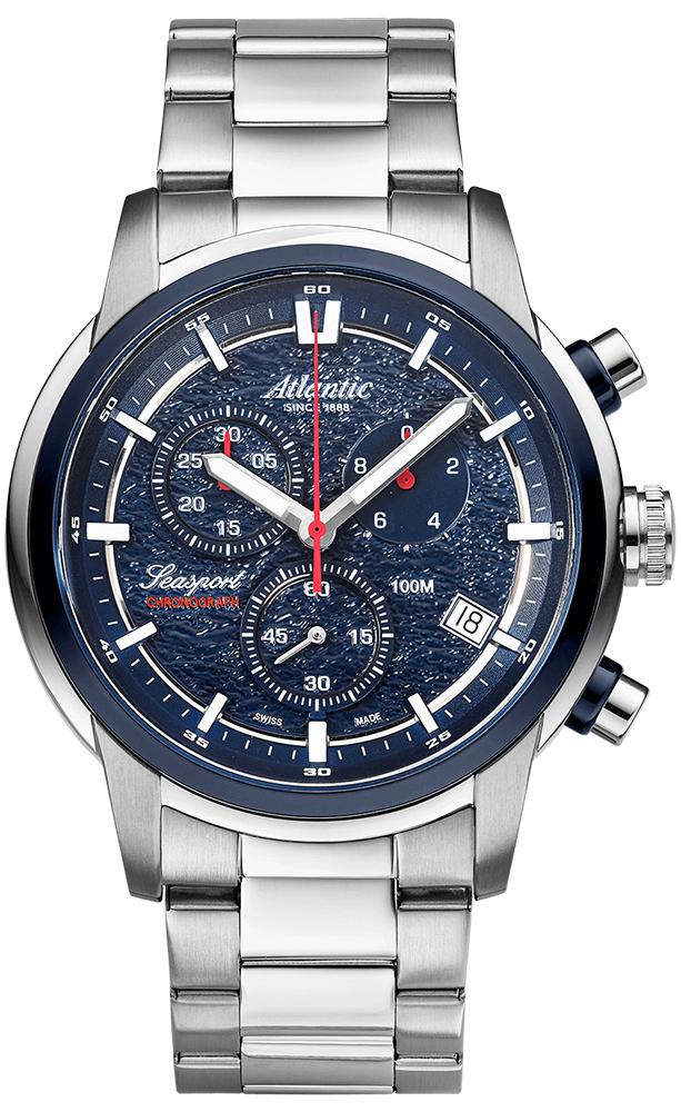 Atlantic 87466.47.51 - zegarek męski