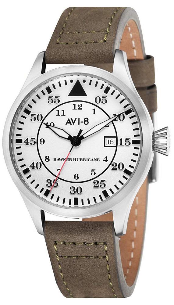 AVI-8 AV-4012-01 - zegarek męski