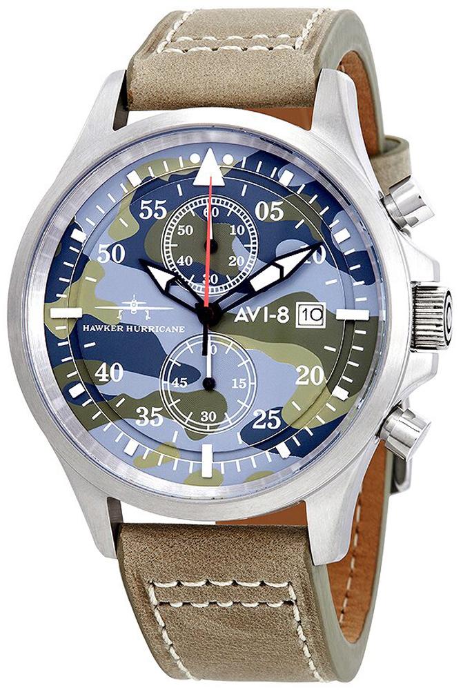 AVI-8 AV-4013-09 - zegarek męski