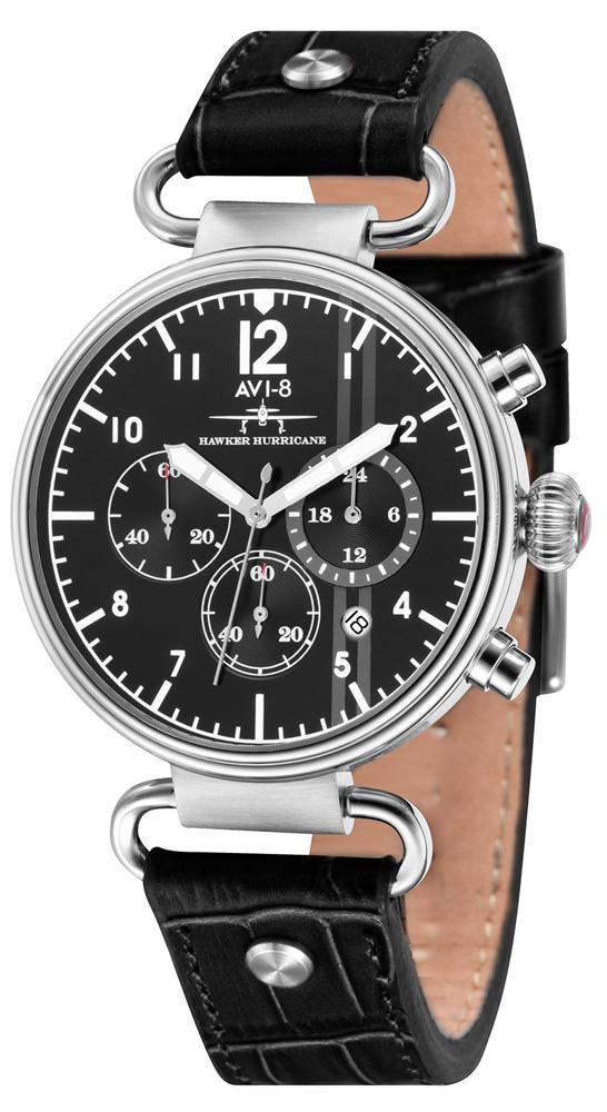 AVI-8 AV-4014-01 - zegarek męski