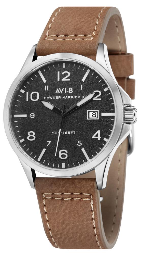 AVI-8 AV-4019-01 - zegarek męski